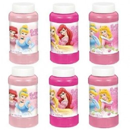 Disney Princess Large Bubbles (Pack of 6)