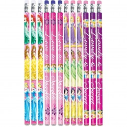 Disney Princess Pencils (Pack of 12)