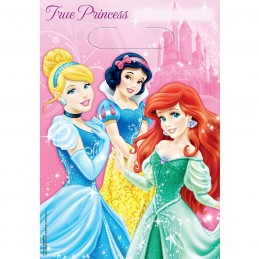 Disney Princess Sparkle Loot Bags (Pack of 8)