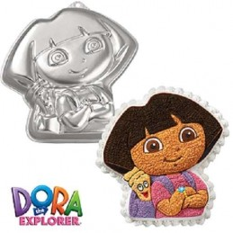Wilton Dora The Explorer Backpack Cake Tin