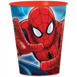 Ultimate Spiderman Large Plastic Cup