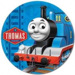 Thomas the Tank Engine Large Plates (Pack of 8)