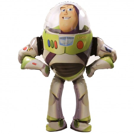 Toy Story Buzz Lightyear Air Walker Giant Shaped Balloon