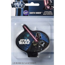 Wilton Star Wars Darth Vader Candle
