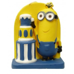 Despicable Me Minions Candle