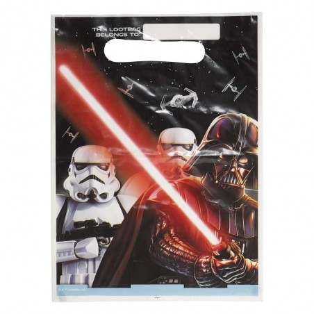 Star Wars Classic Loot Bags (Pack of 8)
