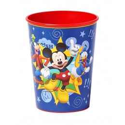 Mickey Mouse Large Plastic Cup