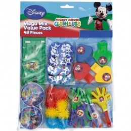 Mickey Mouse Favour Pack (48 Pieces)