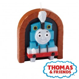 Thomas the Tank Engine Molded Candle