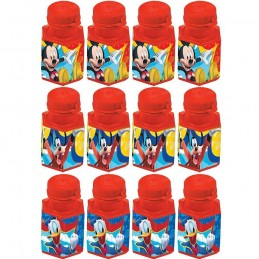 Mickey Mouse Mini Bubbles (12)