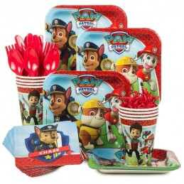 Paw Patrol Basic Party Pack (For 8)