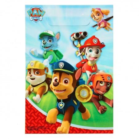 Paw Patrol Loot Bags (8)