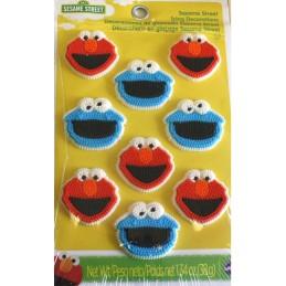 Sesame Street Icing Decorations (9)