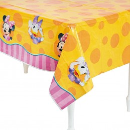 Minnie Mouse Dream Plastic Tablecloth