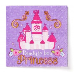 Sofia the First Large Napkins (Pack of 16)
