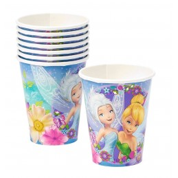 Tinkerbell Paper Cups (8)