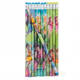 Tinkerbell Pencils (Pack of 12)