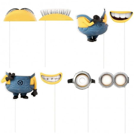 Despicable Me Minions Photo Booth Props (8)