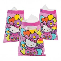 Hello Kitty Rainbow Lolly/Treat Bags (Pack of 8)