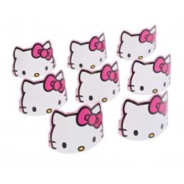 Hello Kitty Rainbow Tiaras (Pack of 8)