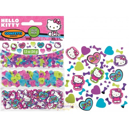 Hello Kitty Rainbow Confetti/Table Scatters