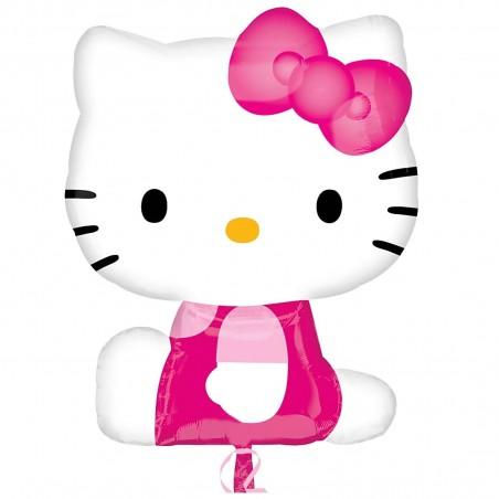 Hello Kitty Supershape Jumbo Helium Balloon