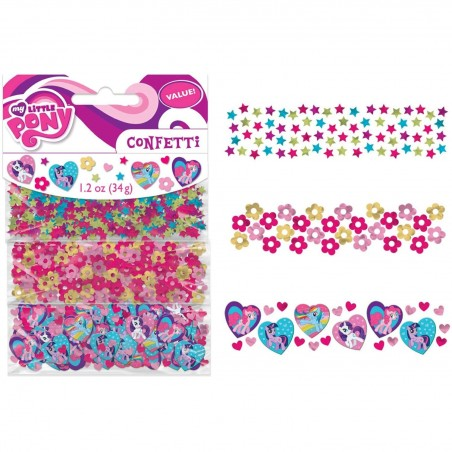 My Little Pony Confetti Scatters