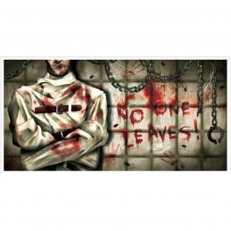 Halloween Asylum Banner
