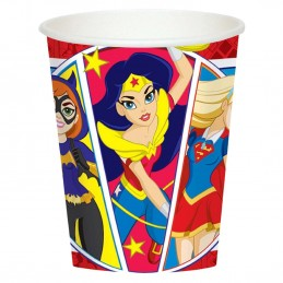 DC Super Hero Girls Paper Cups (Pack of 8)
