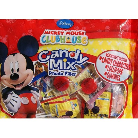 Mickey Mouse Pinata Filler Candy Mix
