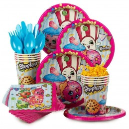 Shopkins Party Pack (For 8)