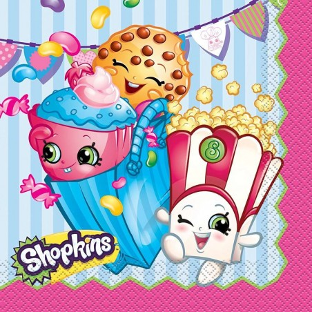 Shopkins Large Napkins (16)