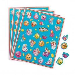 Shopkins Stickers (4 Sheets)