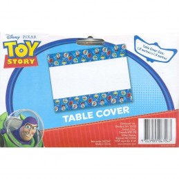 Toy Story Plastic Tablecloth