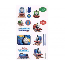 Thomas the Tank Engine Tattoos (1 Sheet)