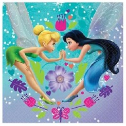 Tinkerbell Large Napkins (16)