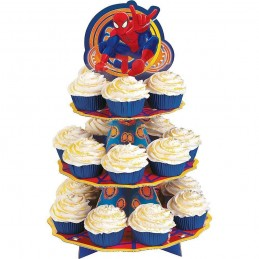 Wilton Ultimate Spiderman Cupcake Stand