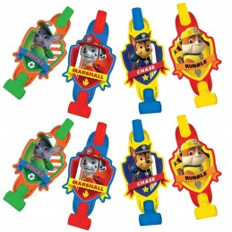 Paw Patrol Party Blowers (8)