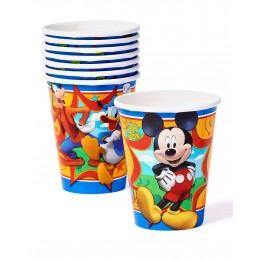 Mickey Mouse & Friends Paper Cups (8)