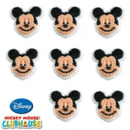Mickey Mouse Icing Decorations (Pack of 9)