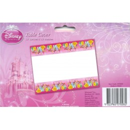 Disney Princess Sparkle Plastic Tablecloth