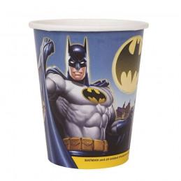 Batman Paper Cups (Pack of 8)