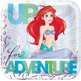 Ariel The Little Mermaid Dream Big Small Plates (8)