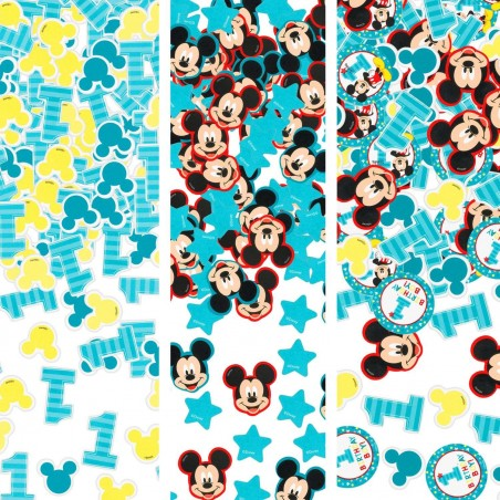 Mickey Mouse 1st Birthday Confetti Scatters