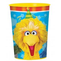 Sesame Street Plastic Cup
