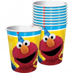 Sesame Street Cups (Pack of 8)