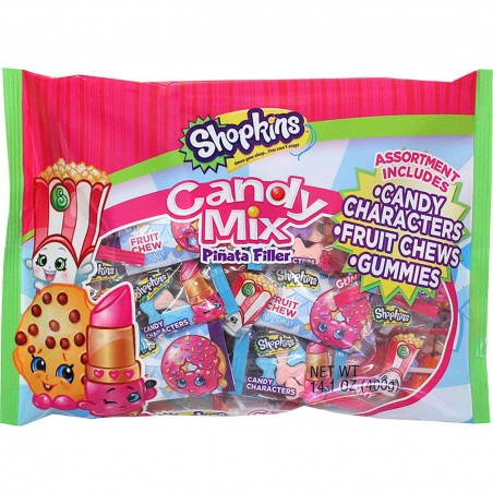 Shopkins Candy Mix Lollies