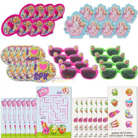Shopkins Favour Pack (48 pieces)