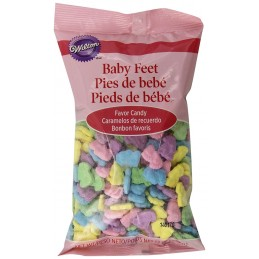 Baby Feet Baby Shower Candy