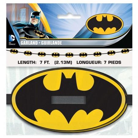 Batman Garland Banner